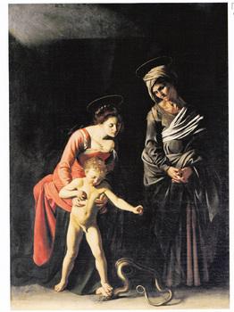 カラヴァッジョ(蛇の聖母)のコピー.jpg
